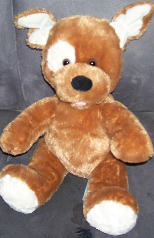 Build a bear brown sugar puppy plush