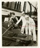 Julie Adams Sal Mineo Sailors 2 1955 Movie Promo Photos - $14.99