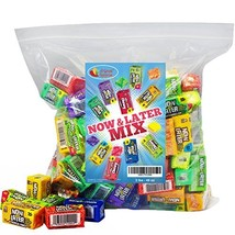 Now and Later Candy Assorted Mini Bars 3LB Bulk Candy - $26.57