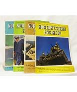 vintage Northwestern engineer magazine technological institute 1943,1944... - $24.69