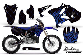 Graphics Kit Decal Wrap + # Plates for Yamaha YZ125 YZ250 2002-2014 RELOAD U K - $279.95