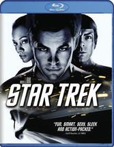 Star Trek Xi (Blu Ray)