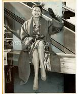 Yvonne DeCarlo Idlewild Airport American Airlin... - $9.95