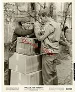 Bobby Darin Fess Parker Hell is for Heroes Original Pic - $9.95