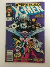 X-Men Comic Books 242 243 Lot of 2 Inferno Marvel Superheroes March April 1989 - £10.27 GBP