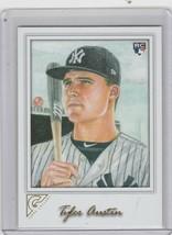 2017 Topps Gallery Baseball #14 Tyler Austin RC New York Yankees - $1.00
