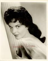 Enticing Young Kaye Elhardt Black & White Glamour Photo - $9.95