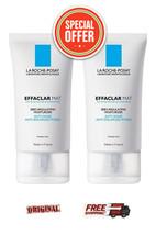 2 X La Roche Posay Effaclar Mat Daily Moisturizer *OILY/ACNE Skin* 40ml - $38.58