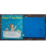 2 books Math in the Bath, Do You Know What Time it is? - $6.99