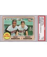 Bird Belters 1968 Topps #530 PSA 7 NM - $69.00