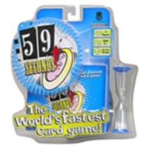 59 Seconds World's Fastest Card Game! - $17.57