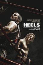 "Heels Poster Michael Waldron TV Series Art Print Size 24x36"" 27x40"" 32x48"" #1 - £7.89 GBP+"