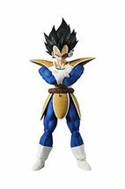 S.H. Figuarts Dragon Ball Z Vegeta about 160mm PVC & ABS-painted action ... - $83.42