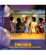 PINK FLOYD MORE STRANGEST NUMBERS & ALTERNATIVE BEST AND B-SIDES 2 CD MI... - £10.06 GBP