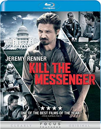 Kill the Messenger (Blu-ray + DVD)