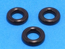 Bobbin Winder Rubber Tire Rings For Vintage Singers, Simplic - $3.00
