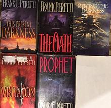 Frank Peretti Supernatural Thriller Novel Set of 5 Books [Paperback] Fra... - $39.95