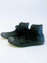Converse Chuck Taylor All-Star Black High-Top Sneaker's Men's 8 Women's ... - $18.08