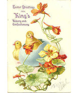 Kings Bakery and Confectionery Trade Card - $6.00