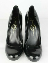 Jessica Simpson Calie women's pump classic black heel shoe size 8.5M - $18.99