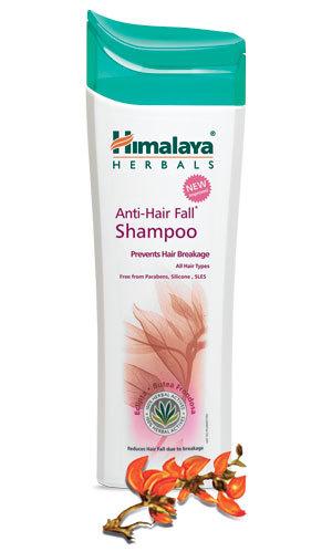 Himalaya Anti hair fall shampoo100ml nourishes hair roots & weakened hair val$14