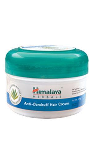 Himalaya Anti-Dandruff Hair Cream gently and effectively removes dandruff