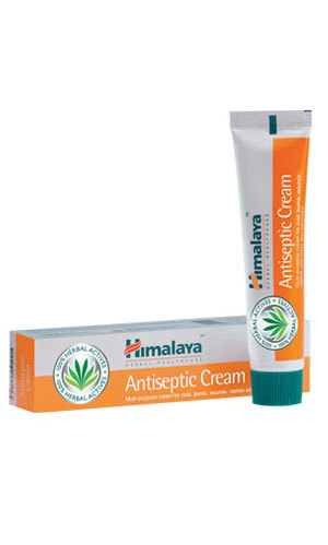 Himalaya Antiseptic Cream 20g Aloe Vera, Almond, Indian Madder.retail 10$