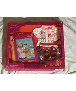 Our Generation Jenny's Read and Play Set -  Outfit For 18 inch Doll - New - $15.00