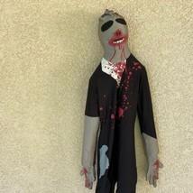 Morphsuits Men's Medium Monster Full Body Suit Blood Spots Creeper Stret... - $24.74