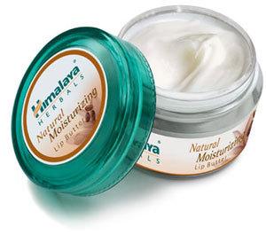 Himalaya Natural Moisturizing Lip Butter 10g intensely moisturize your lips.