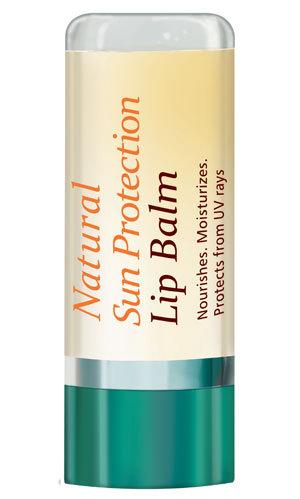 Himalaya Natural Sun Protection Lip Balm 4.5g protect your lips from harsh rays.
