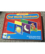 Match It First Words Dominoes - $6.53