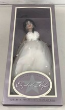 Franklin Mint Elizabeth Taylor Father Of The Bride Doll Complete in Box ... - $128.28