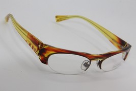 New Alain Mikli Al 0927 0003 Yellow Eyeglasses Authentic Rx AL0927 53-18 W/CASE - $101.40