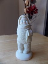 "Dept 56 Snowbabies ""Observing"" Figurine  - $18.00"
