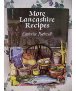 Lancashire England Cookbook Recipes Cooking Vintage Collector United Kin... - $9.95