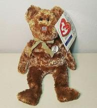 TY Beanie Babies FIFA World Cup Italy Champion Bear 2002 New - $18.55