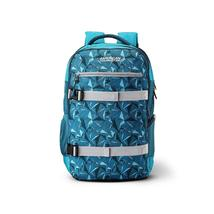 American Tourister X-Lete 30.5 Ltrs Blue Laptop Backpack (Fi8 (0) 01 001) - $72.99