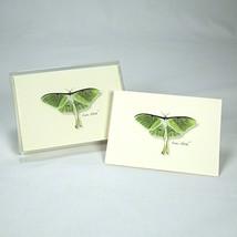 Luna Moth Boxed Notes - $17.74