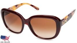 New Coach HC8207 L1634 515513 Dark Honey / Brown Lens Sunglasses 57-17-140 B51mm - $88.61