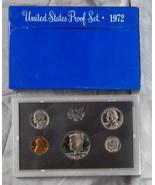 1972 Ee. Uu. Casa de Moneda Estados Unidos Prueba Moneda Juego g50 - $25.24