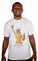 Deadline Naked Liberty T-Shirt image 3