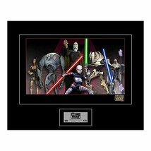Star Wars Shadow of the Sith Clone Wars Giclee Artist Print - $98.99