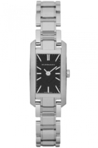 Burberry Check Engraved Rectangle Ladies Watch BU9501 - $436.22