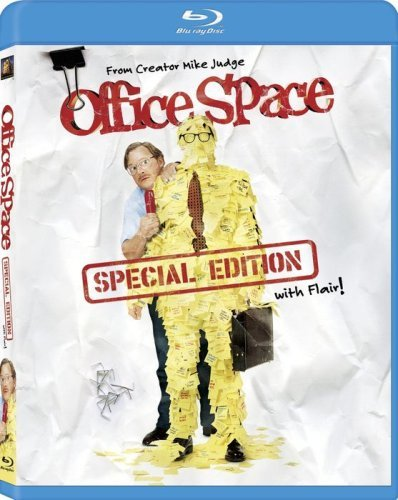 Office Space (Blu-ray Disc, 2009)
