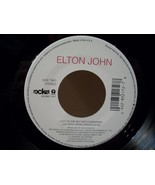 "LIVE ELTON JOHN and JOHN LENNON ""LUCY IN THE SKY WITH DIAMONDS"" NEAR MIN... - $4.99"