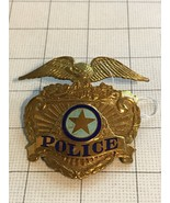 Obsolete Los Angeles Police Badge #33 - $85.00