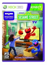 Kinect Sesame Street TV - Xbox 360 [video game] - $17.15