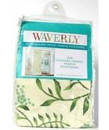 "Waverly 26"" W X 68"" L Carolina Crewel Spring French Door Panel 100% Cotton - $29.69"