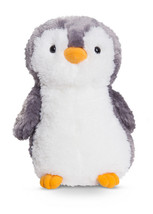 Aurora World Destination Nation Gray Penguin Plush Toy (grey/white/orang... - $21.99